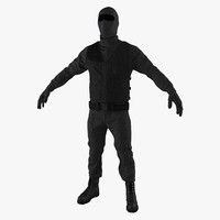 3ds max swat uniform 5