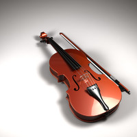 3d violin stl