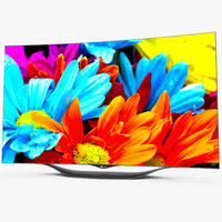 3d lg oled smart tv model