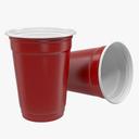plastic cup 3D models