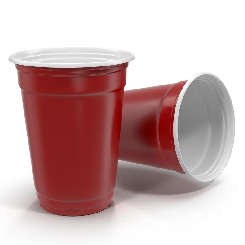 Solo Cup 3d model 01.jpg