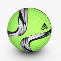adidas conext15 soccer ball 3d max