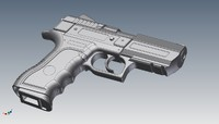 Pistola Jericho