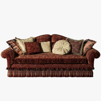 3ds max jumbo sofa lace lac-43