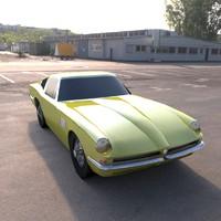 3d frua 1965 model