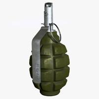 3d grenade f1