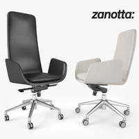 ma zanotta lord lady chair