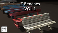 Z Benches Vol1