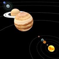 3dsmax solar planets