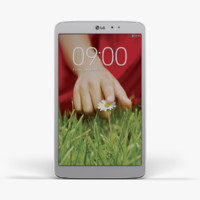 smartphone lg g pad 3d model