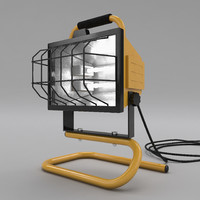 work light 3d max