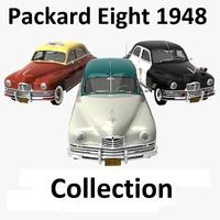 3d packard 1948 3