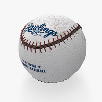 3d base ball baseball