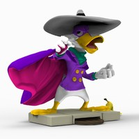 3d darkwing duck