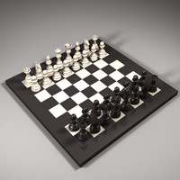 3d 3ds chess