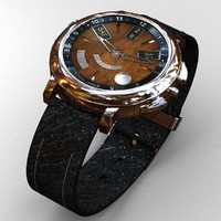 3d max jean dunand watch