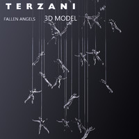 3d model terzani angel falls