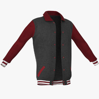 3d urban classics jacket model