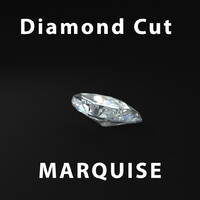 Marquise Diamond Cut