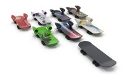 jet skateboard 3d 3ds