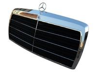 mercedes mask 3d model