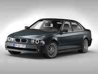 3d max bmw car
