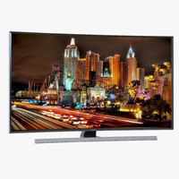 Samsung 4K UHD JU7500 Series Curved Smart TV 78 inch