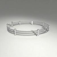 obj silver bracelet