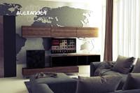 3d modern living