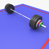 maya olympic weights