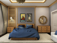 3d ma interior - bedroom childroom