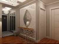 Interior Scene - Flat 02 - modern style