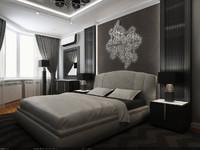 Interior Scene - Flat 02 - 2 bedrooms