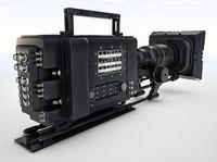 cinema4d digital movie camera