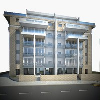 Residential Building 001
