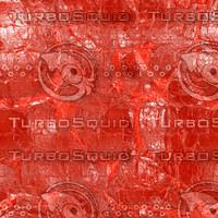 Skin organic red