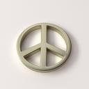 Peace Symbol 3D models