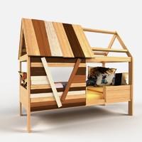 3d treehouse