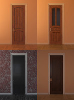 Collection of doors