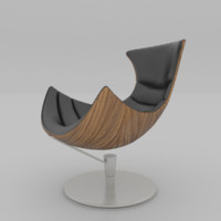Lobster Chair by Lund & Paarmann