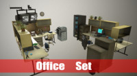 x office set