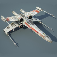 Game Ready Star Wars X-Wing Starfighter