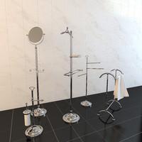 3d single devon accessories model