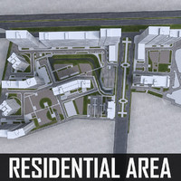 max residential urban area