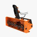 gardening tools 3D models