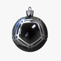 3ds design christmas ball v2