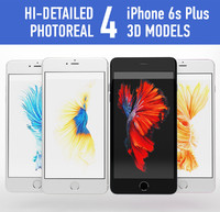 3ds apple iphone 6s