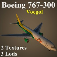 boeing 767-300 gol max