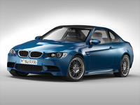 BMW M3 E92 Coupe (2012)