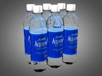 3ds 6 pack aquafina